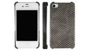 Leather Cover for iPhone 4 /iPhone 4S