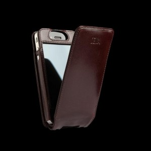 Leather Case for iPhone 4S/4