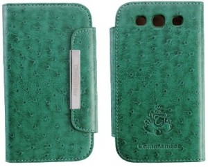 Leather Case for Galaxy S3