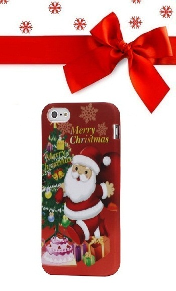 Santa Claus Cover for iPhone 5