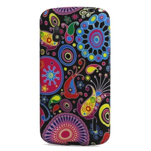 Colorful case for Nexus 4