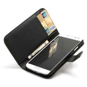 Features of Galaxy Folio wallet  cover