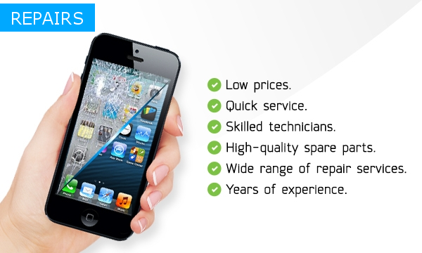MyTrendyPhone new repair service