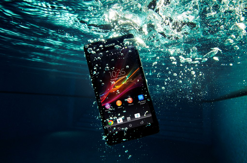 Xperia ZR  new smartphone from samsung