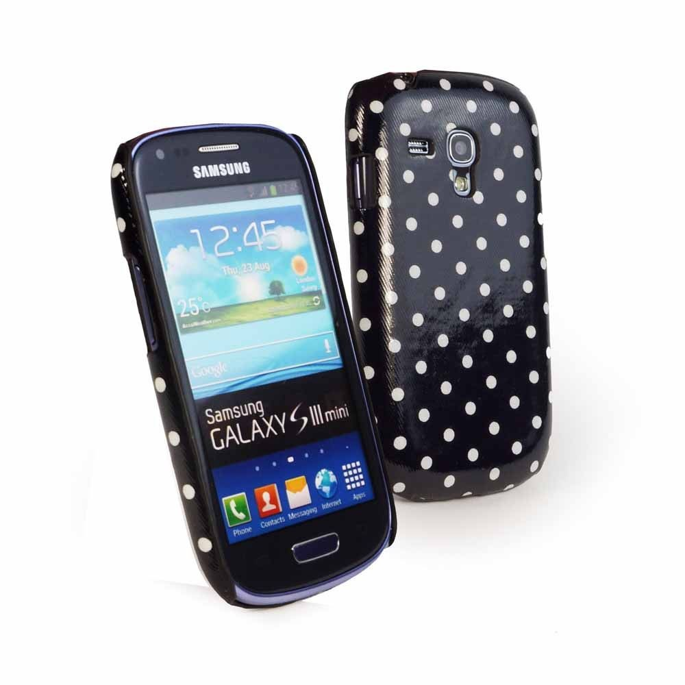 Tuff-Love  Polka Hot Galaxy S3 Mini Case