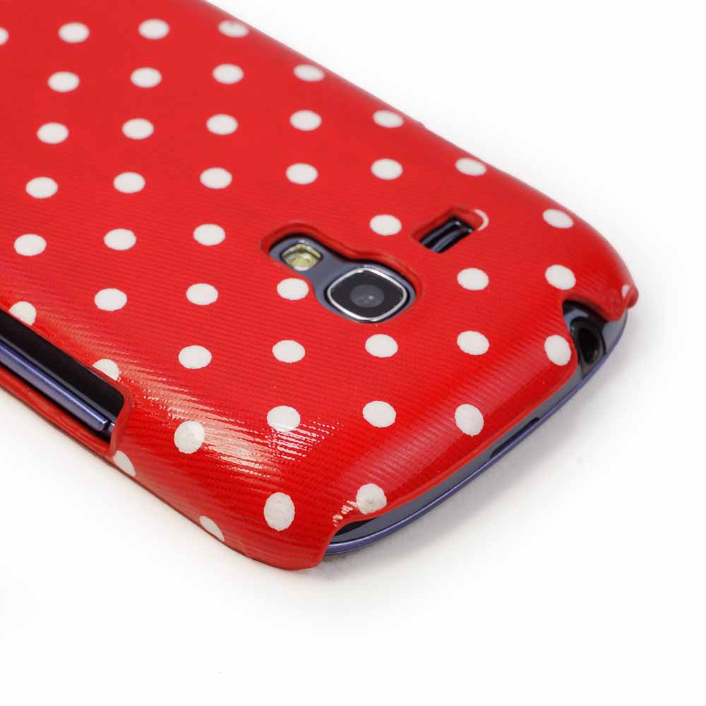 red polka hot case openings