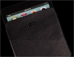 Sena Leather iPad mini case