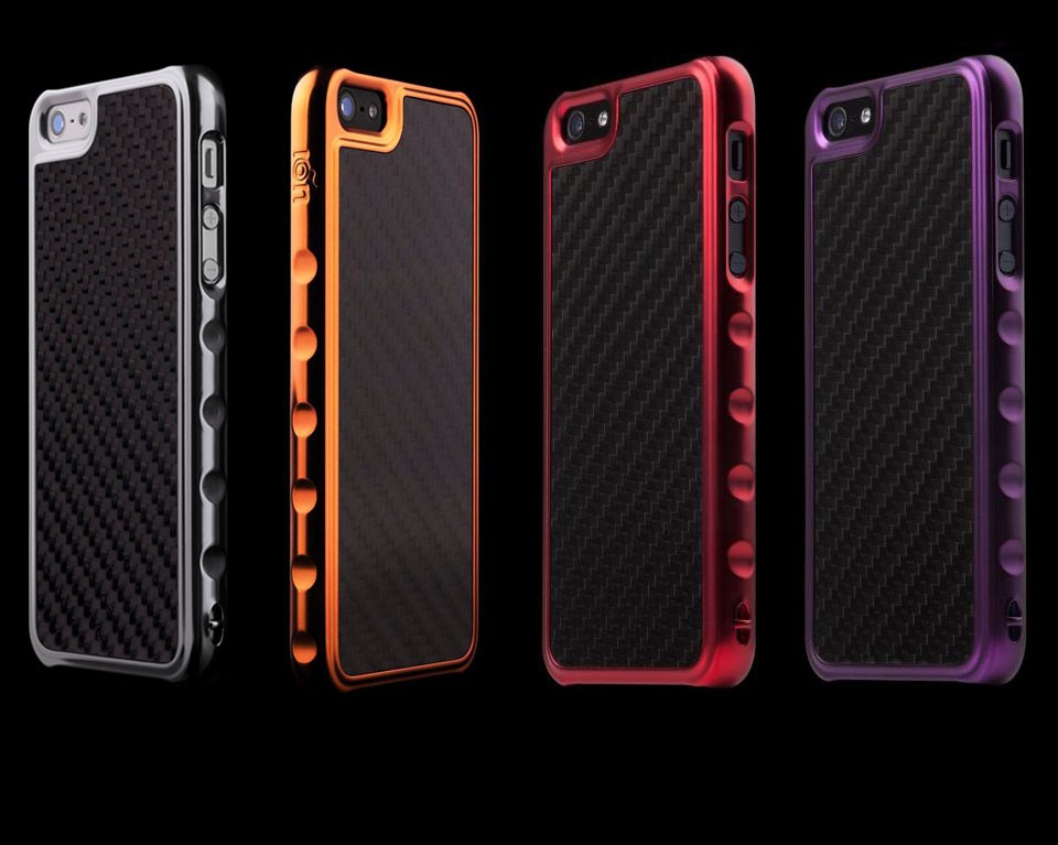 ION Factory case for iPhone 5 Predator series
