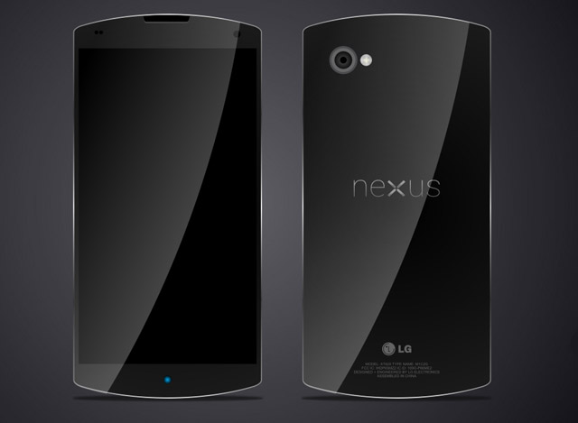 Is this a possible look of Nexus 5?