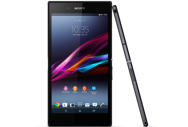 The Slimmest Smartphone on the market with HD Xperia Z Ultra