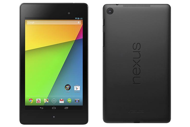 new version of Goole nexus 7