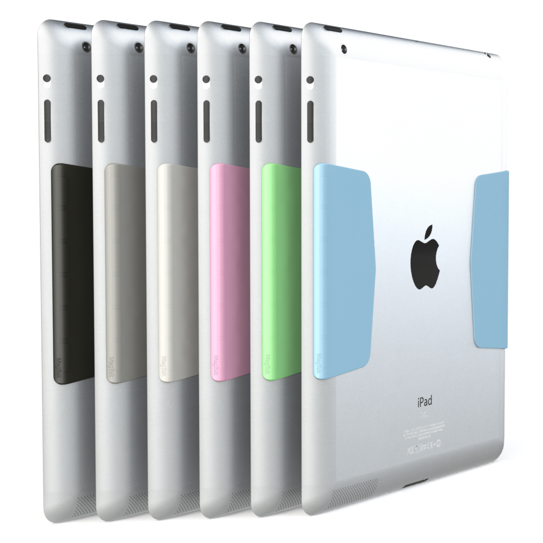 colors of magbak match the colors of smart cover