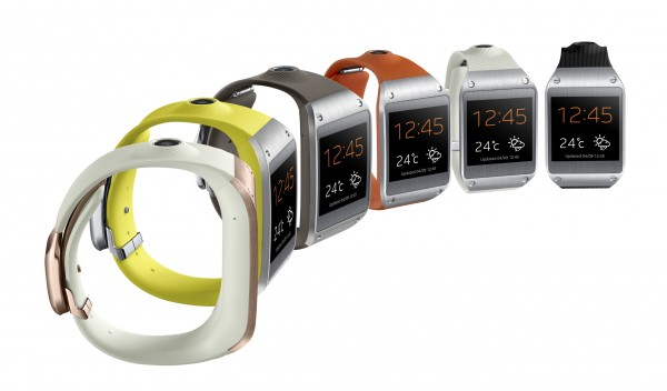 Smartwatch from Samsung- Galaxy Gear