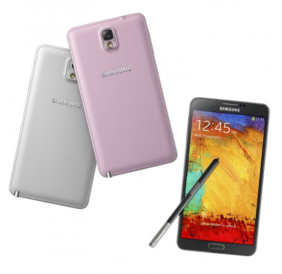 Galaxy Note 3 from Samsung