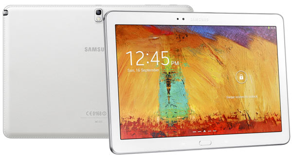 Updated version of Galaxy Note 10.1