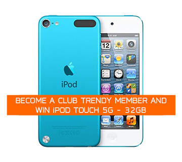 Win iPod Touch 5G 32GB