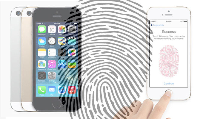 Touch ID Scanner for iPhone 5S