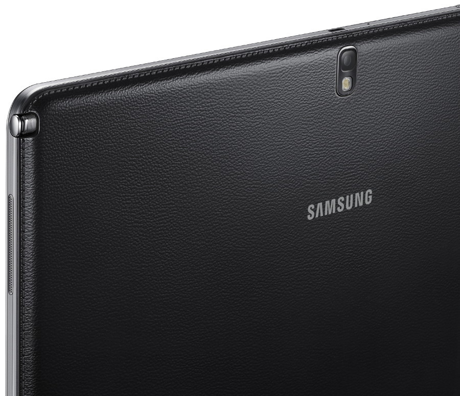 Samsung Galaxy Note Pro back