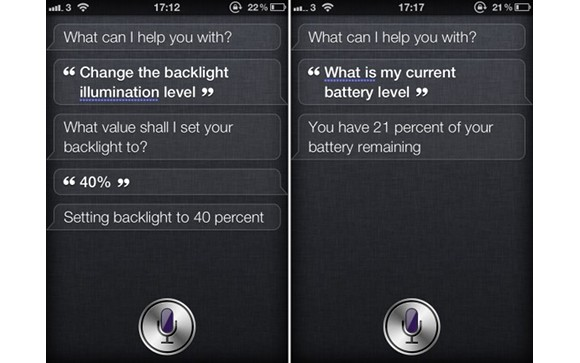 Apple's assistant Siri