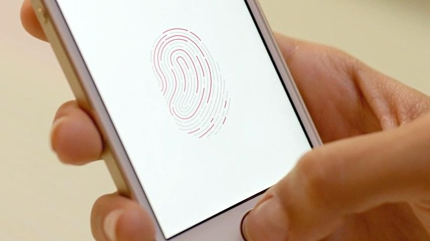 Apple's Touch ID