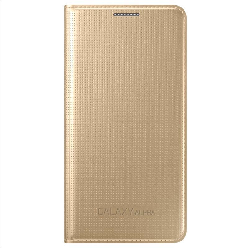 Gold Case for Galaxy Alpha