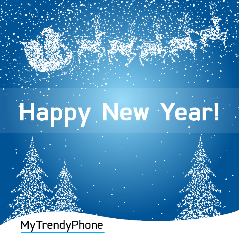 MyTrendyPhone New Year
