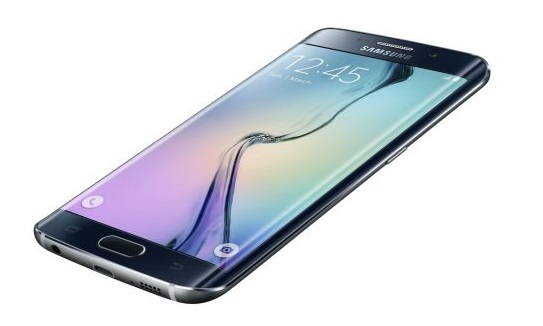 Galaxy S6 Edge Display