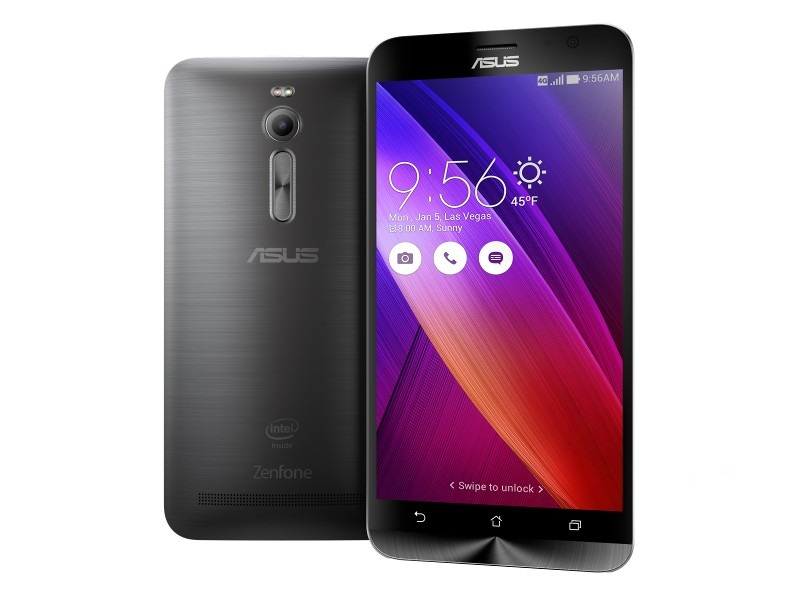 The Asus ZenFone 2 smartphone