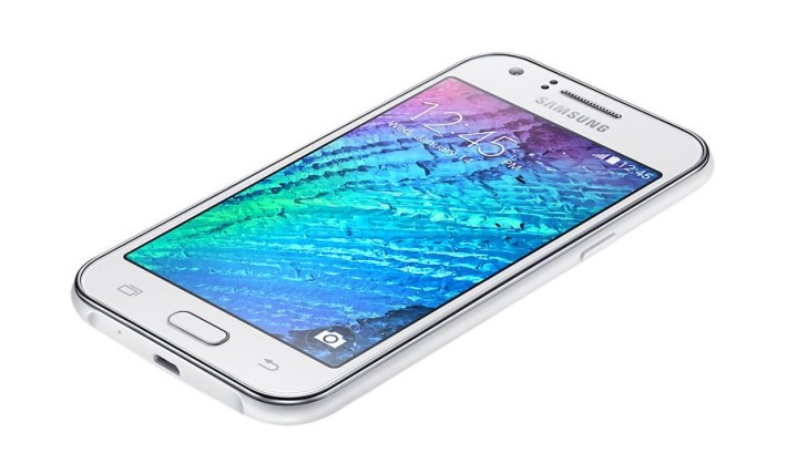 The Samsung Galaxy J1 Smartphone