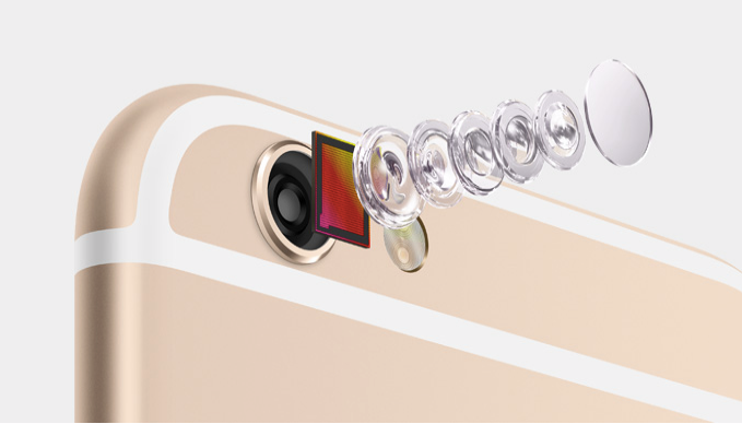 iPhone front camera rumors